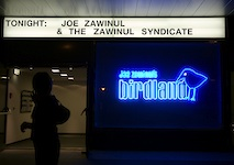 The Zawinul Syndicate at Birdland